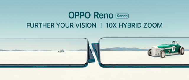 smartphones, mobiles, news, Renault Reno & Reno 10x Zoom Edition, Reno 10x Zoom Edition, oppo reno, OPPO, Oppo R and Find Series, Oppo launched its Reno Smartphone Series, tech, new tech,