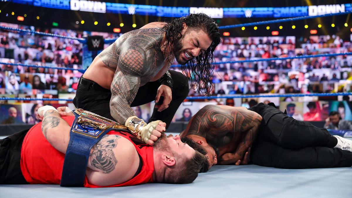 Roman Reigns perde grande invencibilidade na WWE