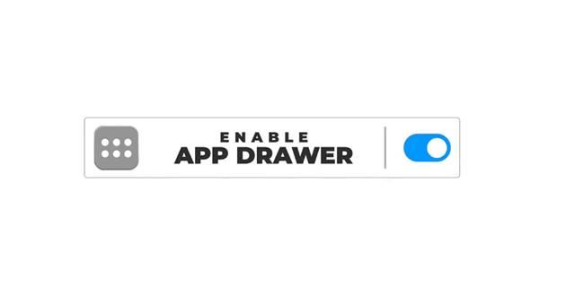 Enable App Drawer in MIUI 11
