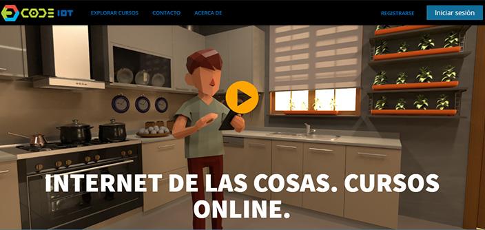 Samsung Electronics ofrece cursos online gratuitos sobre Internet de las Cosas