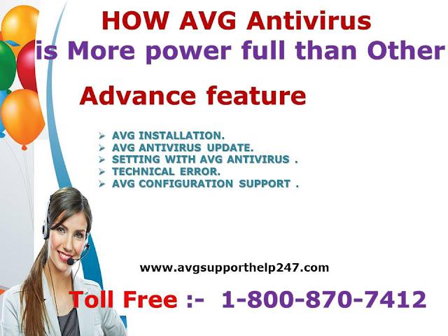How AVG Antivirus is more Power full than other Antivirus ?