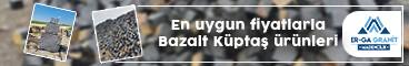 bazalt küp taş