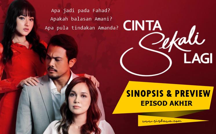 Drama Cinta Sekali Lagi Episode 28 Akhir