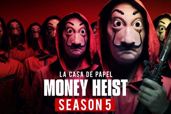 Money Heist Season 5 Wallpapers
