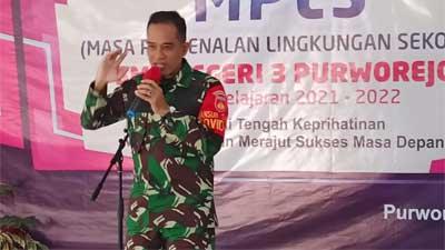 Dandim 0708 Purworejo Letkol Infanteri Lukman Hakim