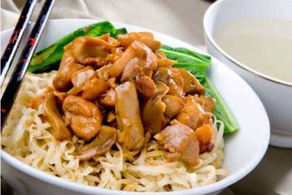 Cara Membuat Mie Ayam Jamur Super Mantap