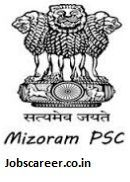 Mizoram PSC Recruitment of High School Teacher for 111 posts Last Date 10 February 2017