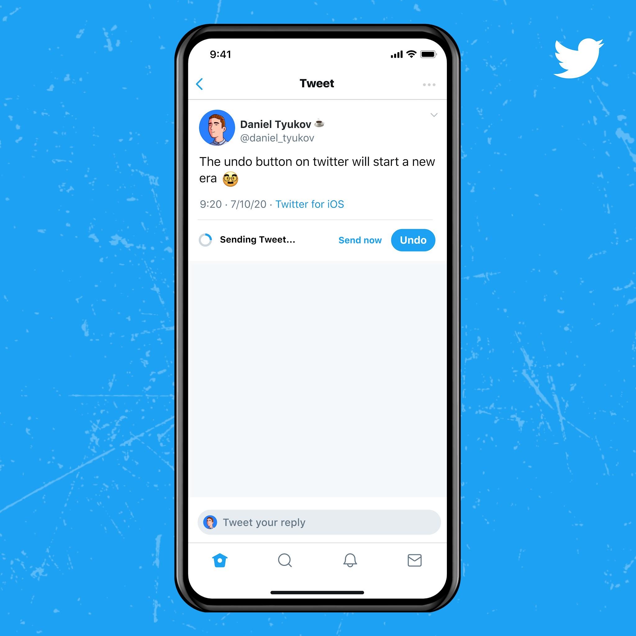 Twitter Blue Tweeti Geri Alma Özelliği