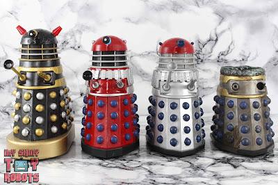 Custom Destroyed Dalek 21