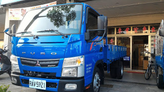 3.5T 三菱堅達歐盟五期 自手排貨車 (倒車雷達)