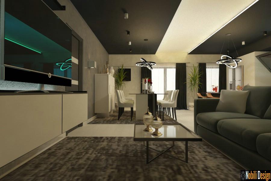 Design interior apartamente in Bucuresti - Arhitect amenajari interioare apartamente