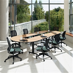 Open Center Modular Conference Table