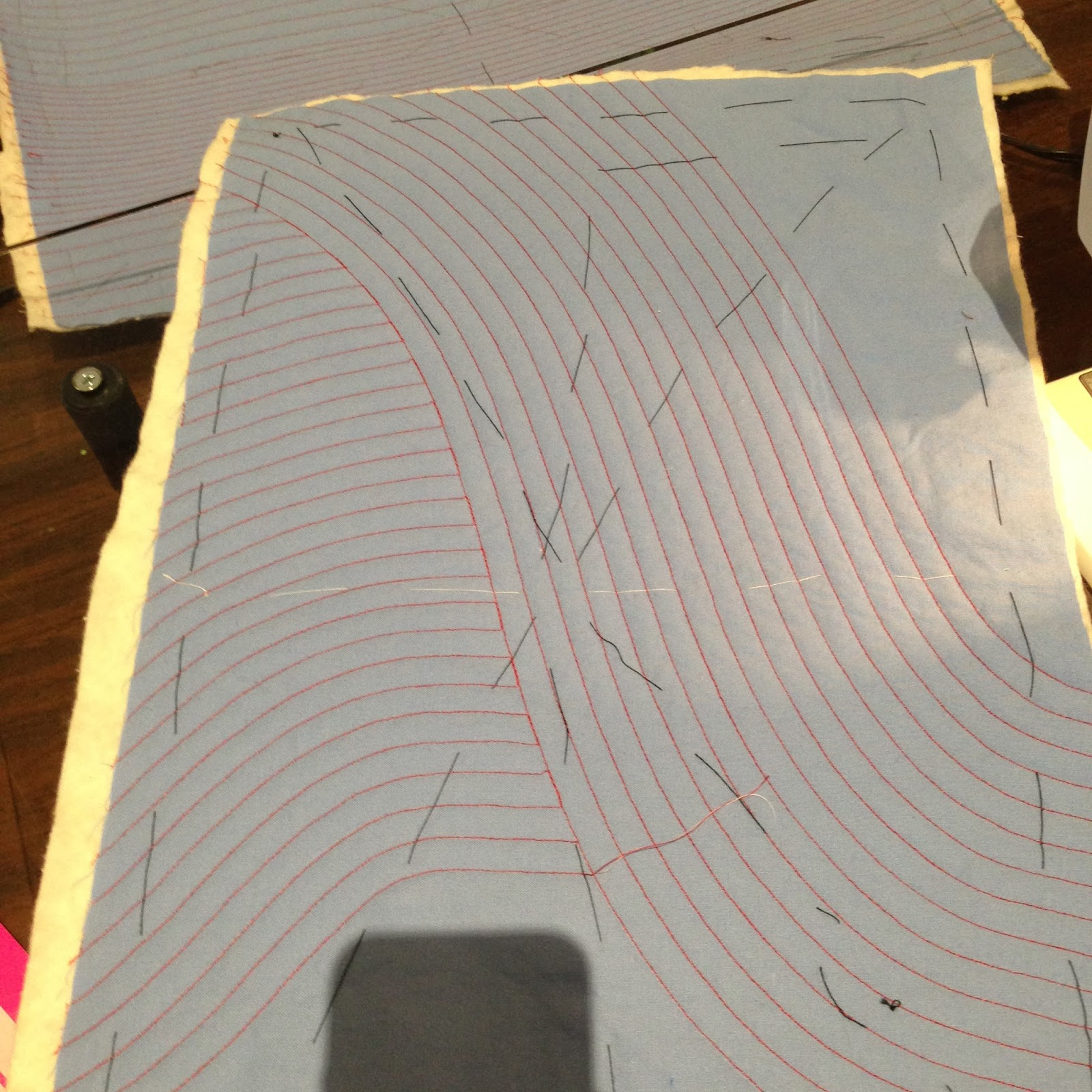 Quilting Patterns Using Walking Foot : The Cozy Quilter: Walking Foot Quilting Class with Jacquie Gering