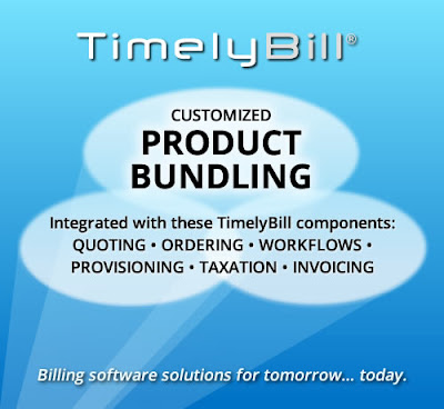 Product bundling and billing in telecom