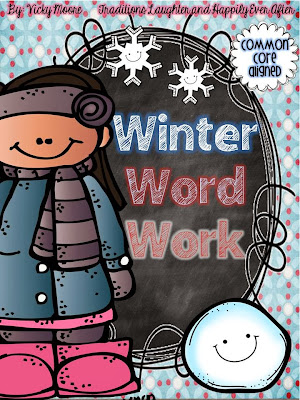 http://www.teacherspayteachers.com/Product/Winter-Word-Work-Pack-CCSS--993618