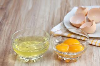 Claras de Huevo Para Las Estrias