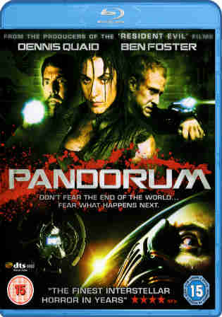 Pandorum 2009 BluRay 650MB English 720p x264 Watch Online Full Movie Download bolly4u