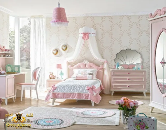 غرف نوم اولاد صغار