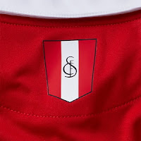 Le Nouveau maillot de Sevilla 2016/17