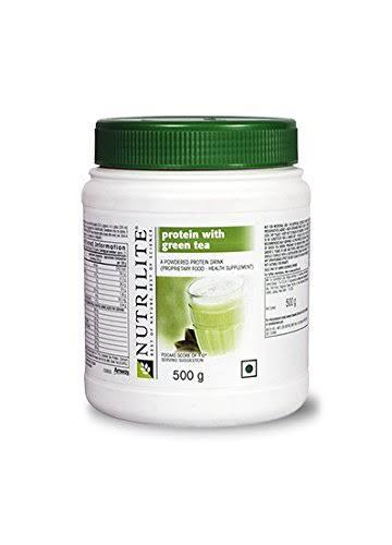 Protein with NutriLite Green Tea