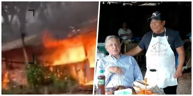 Felipe Calderón Cuestiona a AMLO por muerte de comerciante de birria en Michoacán