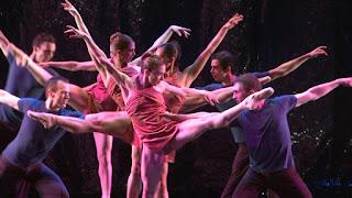 Dutch Rall Ballet Austin Hamlet