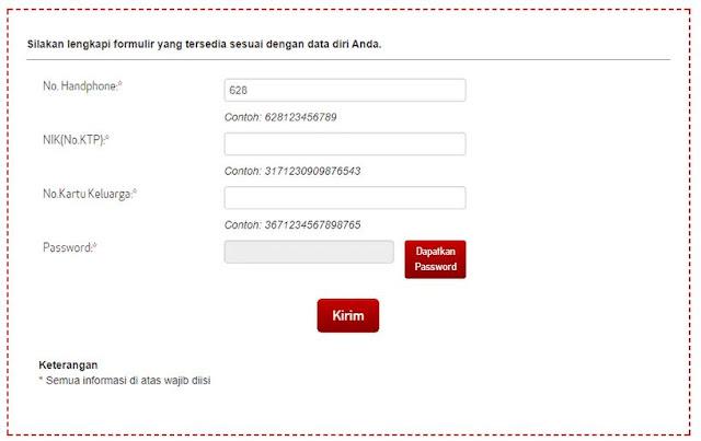Registrasi Ulang Kartu Telkomsel Online