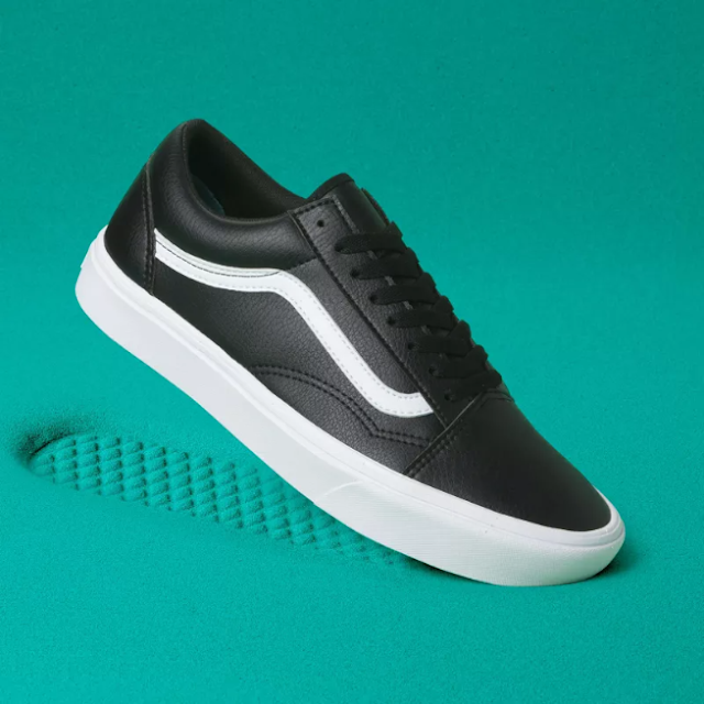 Vans ComfyCush Old Skool (Tumble Leather)