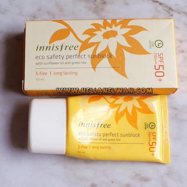 innisfree eco safety perfect sunblock review