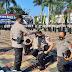 Selamat, 42 Personel Polres Tasikmalaya Kota Naik Pangkat
