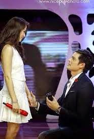 Dingdong Dantes and Marian Rivera marriage proposal