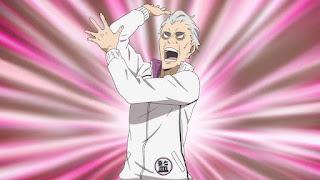ハイキュー!! アニメ 3期6話 | 白鳥沢 監督 鷲匠鍛治 | Karasuno vs Shiratorizawa | HAIKYU!! Season3