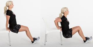 Triceps Dips, Gerakan Efektif Mengencangkan Lengan Wanita