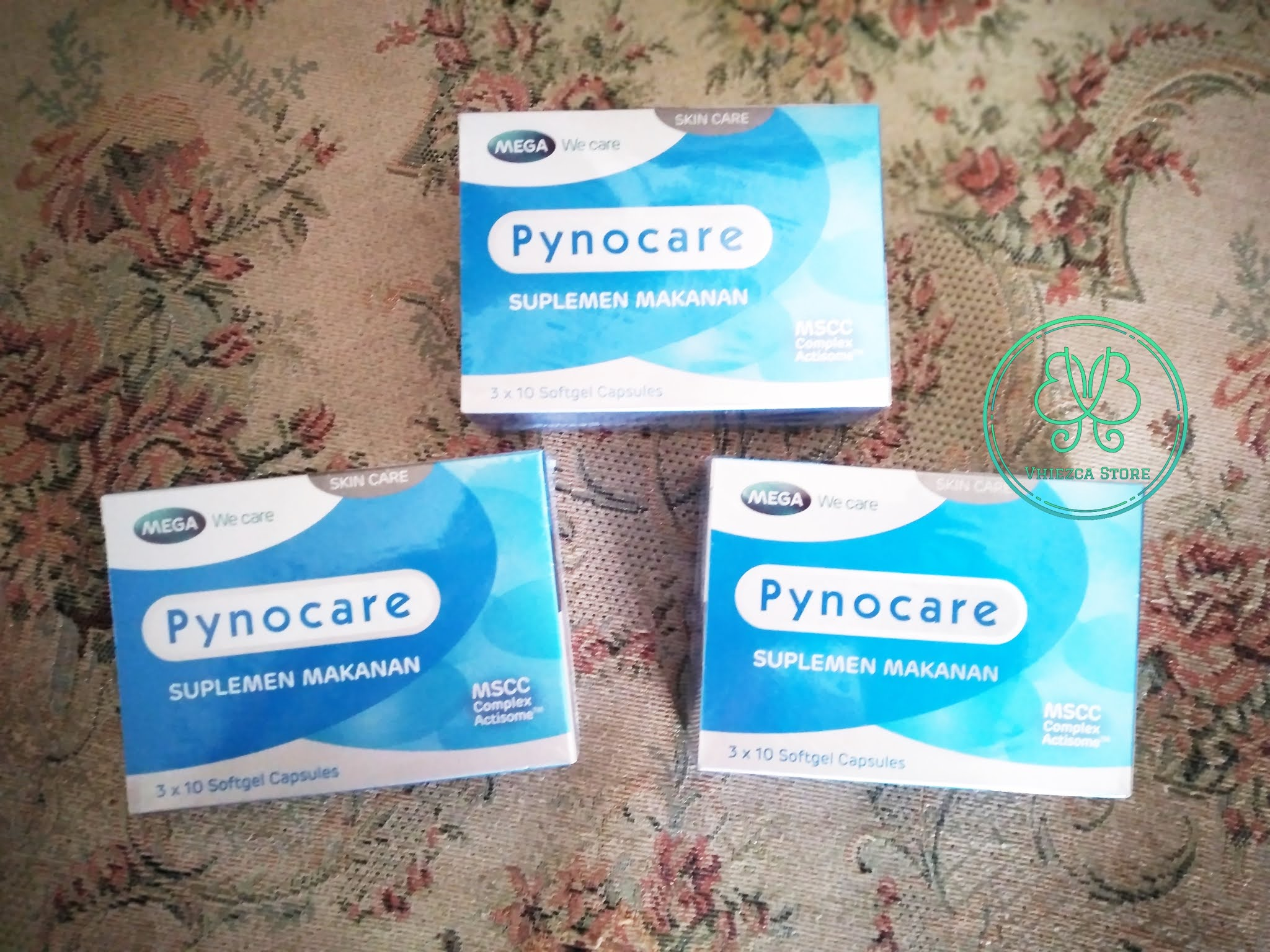 Manfaat Pynocare White
