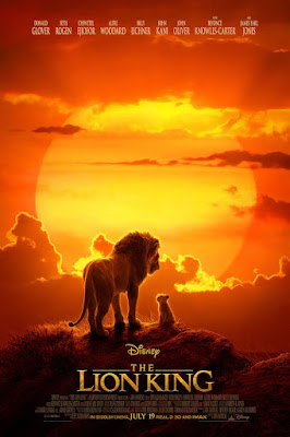 The Lion King 2019 English 720p HDCAM 850MB