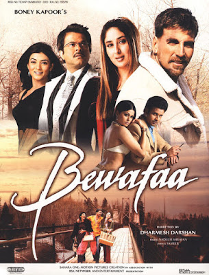 Bewafa 2005 watch full hindi movie Akshay kumar,Karena kapoor,Sushmita sen..