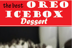 the best Oreo Icebox Dessert