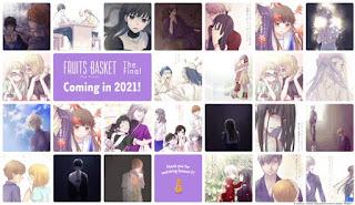 Fruits Basket season ketiga