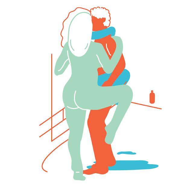 Đây là kiểu quan hệ tình dục khi tắm