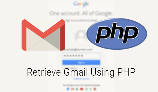 Retrive Gmails using php and IMAP