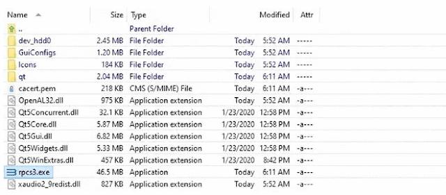 تشغيل العاب PS3 على جهاز الكمبيوتر الخاص بك باستخدام RPCS3