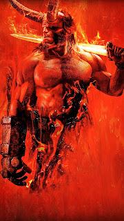 Hell Boy Mobile HD Wallpaper