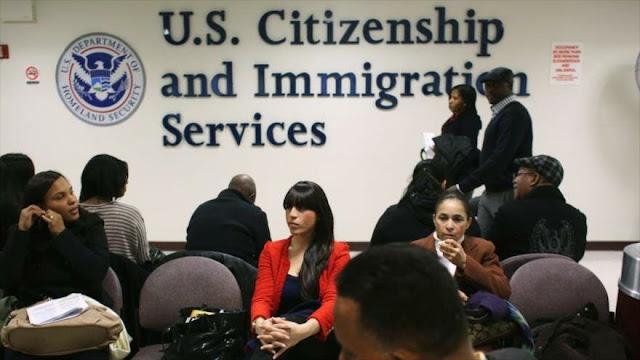 EEUU negará la ciudadanía a migrantes con bajos ingresos