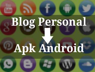 Membuat Blog Menjadi Aplikasi Android dengan Appsgeyser