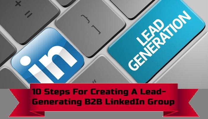 b2b linkedin lead generation