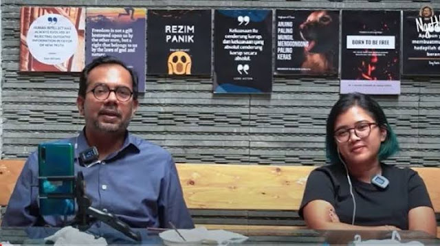 Pengacara Haris Azhar: Sekalian Kita Buka Keterlibatan Luhut di Papua