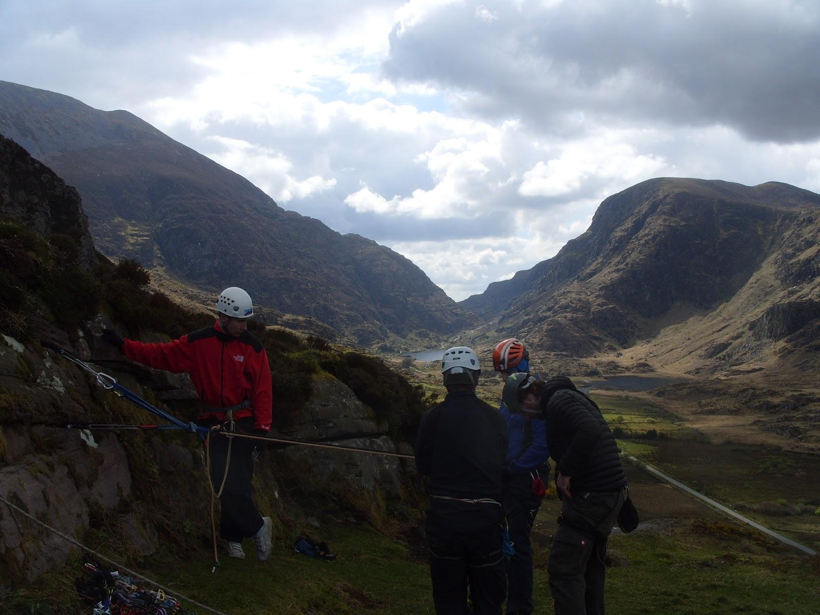 mountaineering ireland summer meet 2012