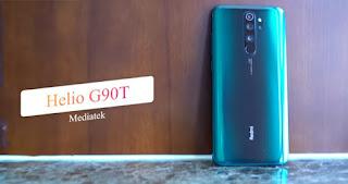 Redmi Note 8 Pro with MediaTech G90T processor