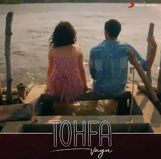 TOHFA Lyrics - Vayu