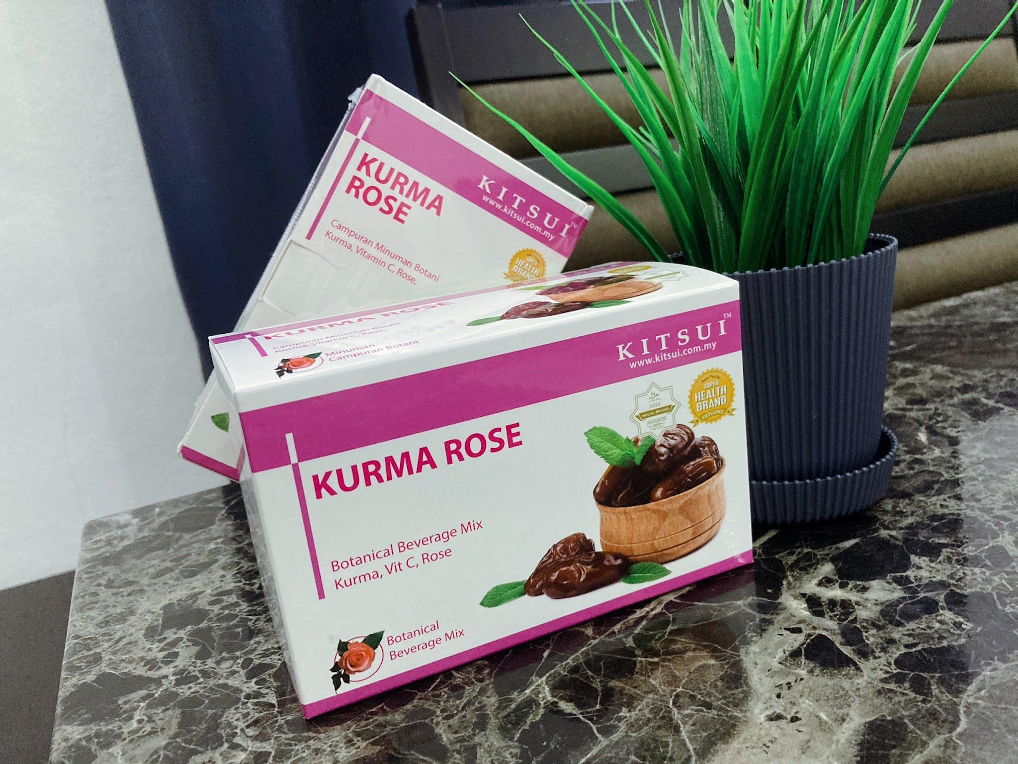 KITSUI KURMA ROSE